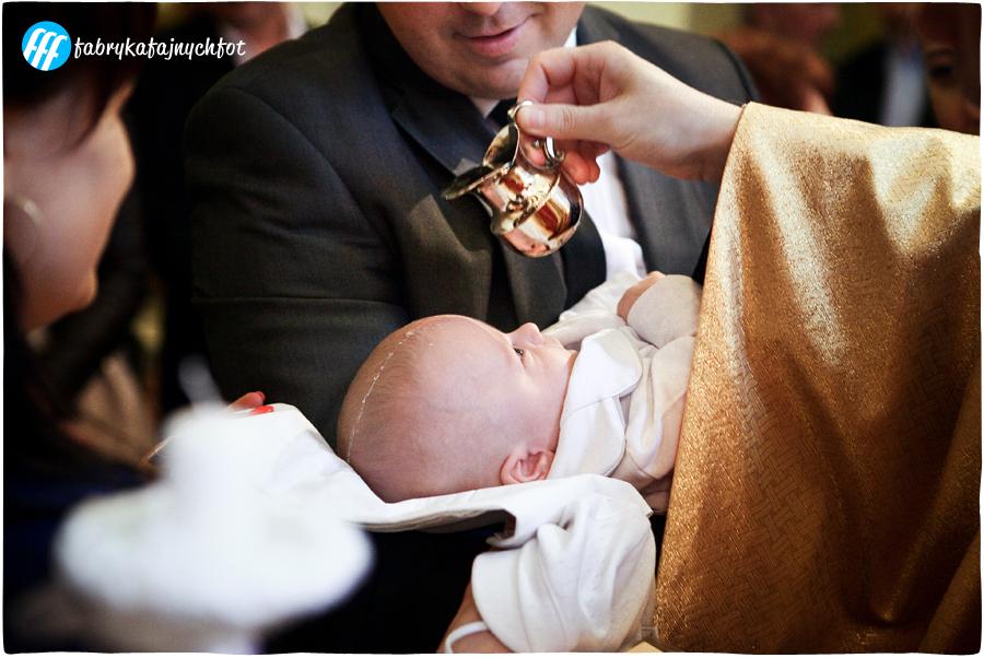 fotoreportaż z chrztu