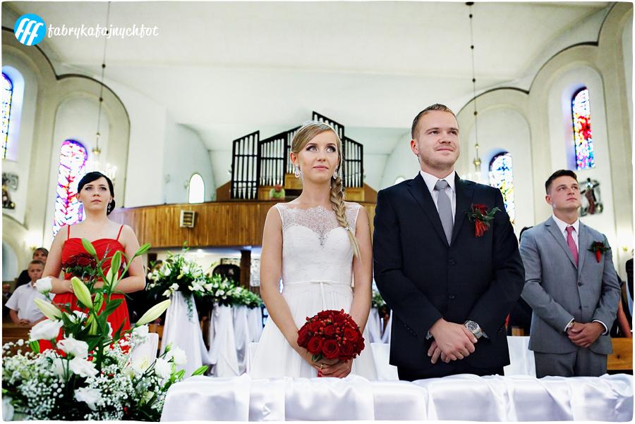 fotoreportaż ślubny Starachowice