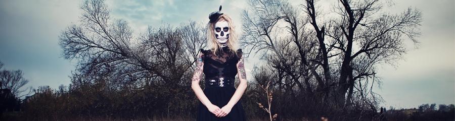 halloween – sesja zdjęciowa