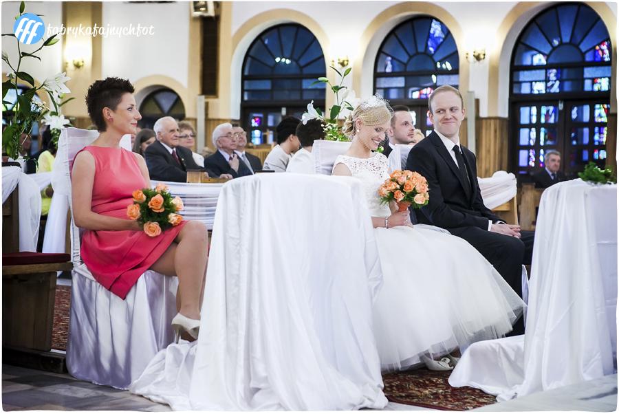 fotografia ślubna Chęciny