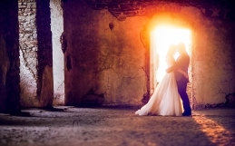 MARTA i ARTUR – fotoreportaż ślubny Miedziana Góra