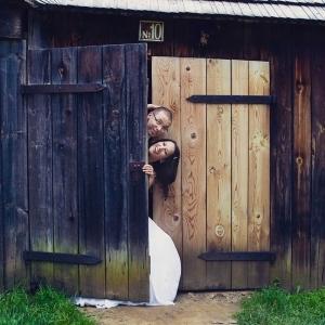 plener ślubny Tokarnia