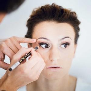 makijaż ślubny Panny Młodej