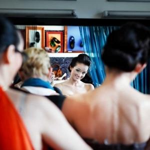 Panna Młoda i makijaż ślubny