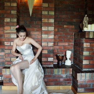 przygotowania do ślubu w domu rodzinnym
