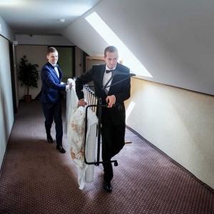 przygotowania do ślubu pełną parą