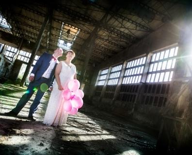ANNA i ZBIGNIEW – fotoreportaż ślubny Masłów