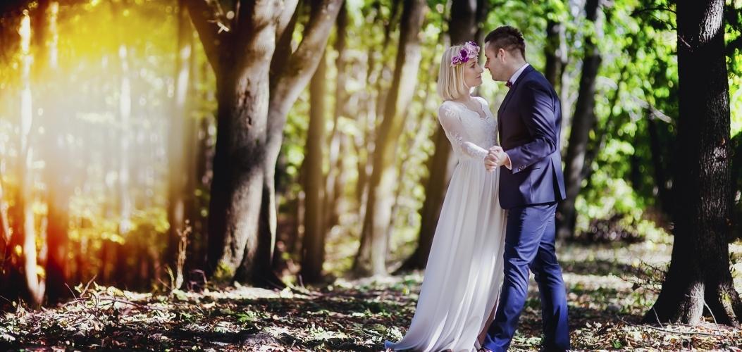 Anna i Łukasz – sesja ślubna