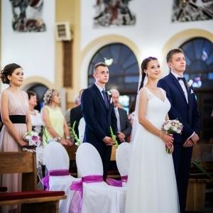 uroczystość ślubna