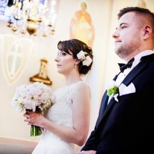 uroczystość ślubu