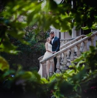 Katarzyna i Cezary – fotoreportaż ślubny Kielce