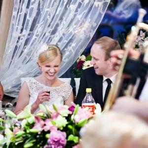 przyjęcie ślubne