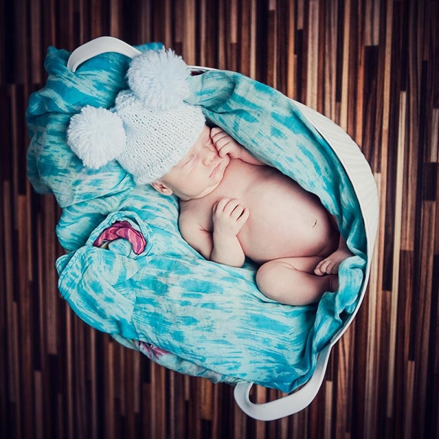 fotografia niemowląt